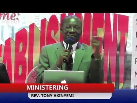 Download Rev. Tony Akinyemi (Health Talk) Part 1 Convention 2015