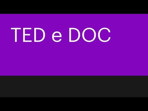 Qual é a diferença entre TED e DOC? | Direto ao Ponto
