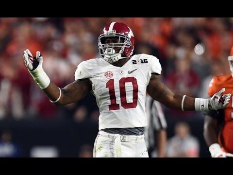 Alabama Defense || 2016 Highlights
