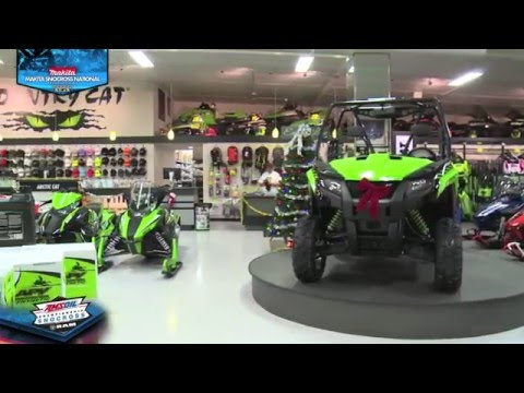 Country Cat: World's Largest Arctic Cat Dealer - YouTube