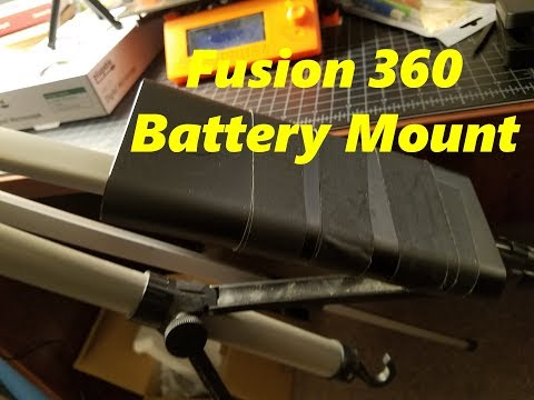 designing-a-usb-battery-to-tripod-mount-in-fusion-360