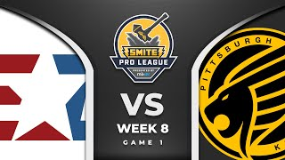 SMITE Pro League: Pittsburgh Knights vs eUnited (Game 1)