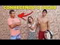 CONHECENDO O PAI DA NAMORADA! - KIDS FUN