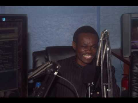 PLO LUMUMBA WITH MOVEMENT FOR ECONOMIC FREEDOM IN LUSAKA, ZAMBIA