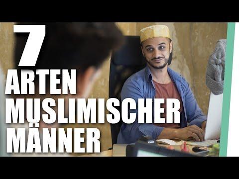 7 Types Of Muslim Men