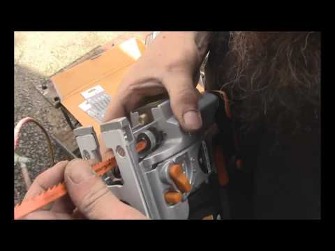 Jigsaw Evolution Rage7 s unboxing review useage workshop tool