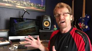 Friday Video #016. Should I record on Hardware or Software in my Home Studio?