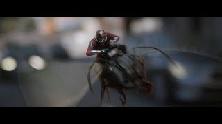 Ant-man and The Wasp - Teaser Trailer Italiano Ufficiale | HD