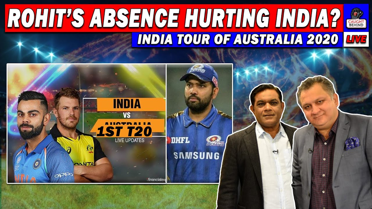 Rohit's Absence Hurting India? | Caught Behind
