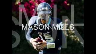 College Football Performance Awards - Mason Mills Interview