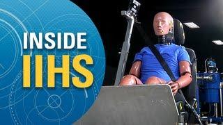 Inside IIHS: Rear testing for whiplash prevention