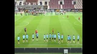 Spanish National Team Training
