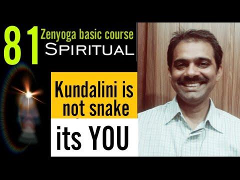 81.ZBC| What is KUNDALINI in YOGA|| Ashish Shukla from DEEP KNOWLEDGE Spiritual Course