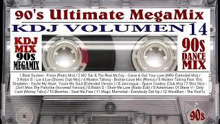 Ultimate 90s Megamix Vol 14   2019