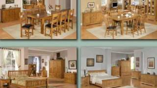 Devonshire Pine French Style Oak Furniture