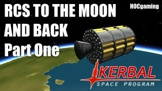 Baixar RCS To The Moon and Back: Part One - Kerbal Space Program