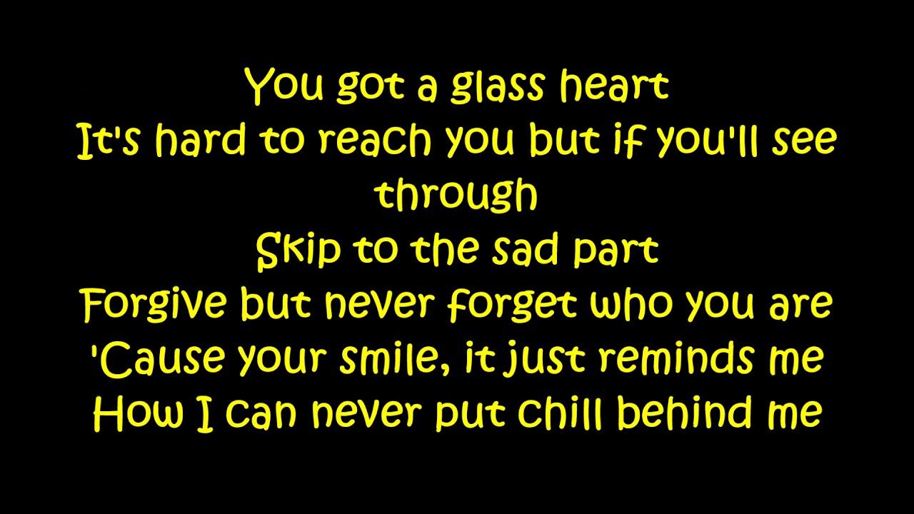 I put ur picture away lyrics
