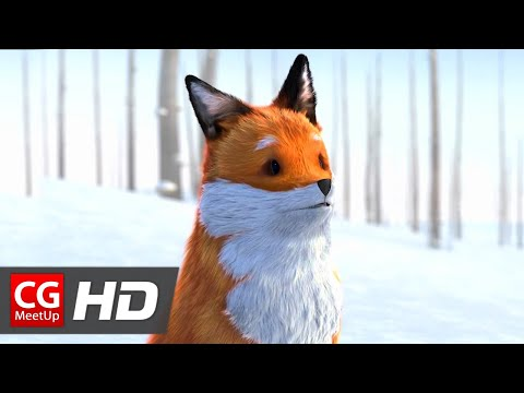 """CGI Animated Short Film """"The Short Story of a Fox and a Mouse"""" by ESMA   CGMeetup"""
