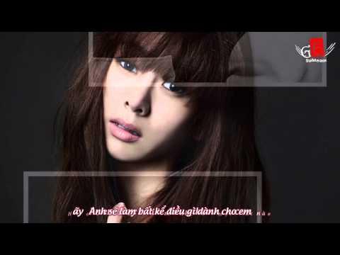 [Vietsub][FMV] Anything - Yong Jun Hyung ft G.Na (1st Mini Album) by G6subteam