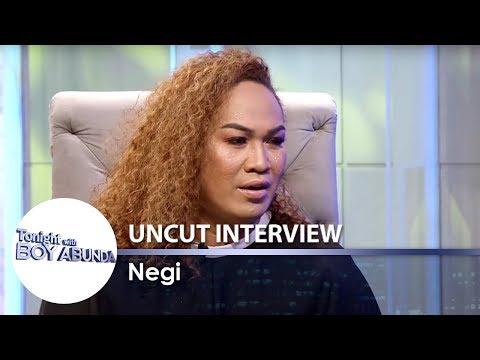 TWBA Uncut Interview: Negi