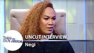 TWBA Uncut Interview: Negi