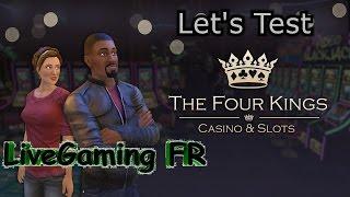 The Four Kings Casino & Slots - Let's Test en français [HD|PS4] | Gratuit PSN