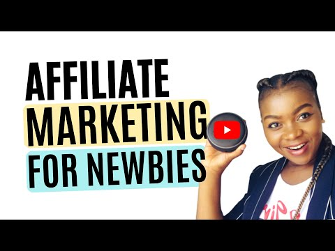 Affiliate Marketing for beginners (2020 guide)