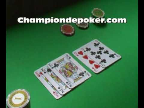 Valeurs Des Mains Au Poker