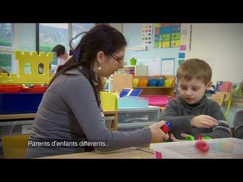 Parents d'enfants différents - Dans les yeux d'Olivier