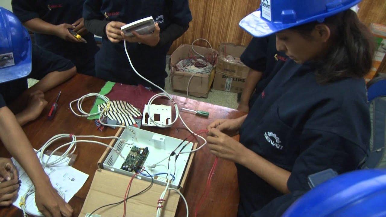 Senati Electricidad Industrial