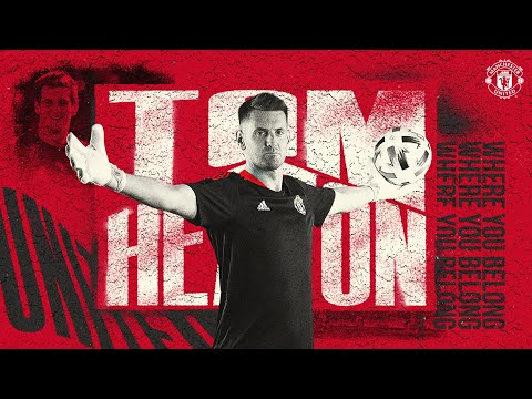 Tom Heaton signs for Manchester United! | New Signings 2021/22