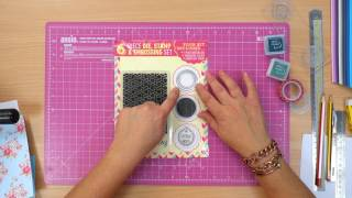 How To Emboss, Stamp & Die-cut Your Cards!