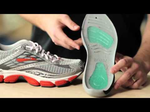 f69192263015a Brooks Glycerin 8- men s neutral running shoe - with DNA.flv - YouTube