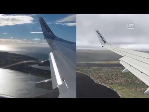 X-Plane 11 VS Reality Comparison