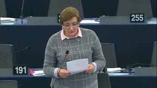 Iskra Mihaylova 16 Jan 2019 plenary speech on Protection of the Union's budget