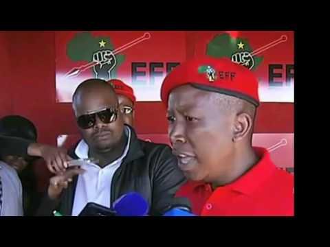 EFF Election Campaign at Soshanguve Ext4