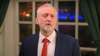 Jeremy Corbyn urges voters to back Boris Johnson for Prime Minister in disturbing deepfake video