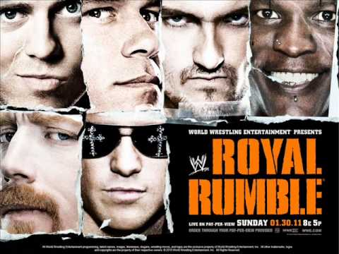 WWE Theme Instrumental Royal Rumble 2011 ''Living In A Dream'' Finger Eleven