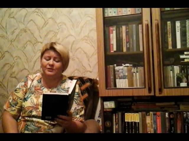 Анжелика Семерова читает произведение «Бледнеет ночь... Туманов пелена...» (Бунин Иван Алексеевич)