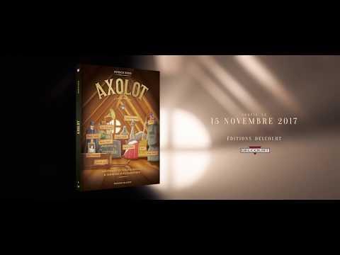 Axolot Volume 4 (Teaser)
