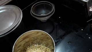 Srirangam Radhu Paruppu Usali Preparation 1