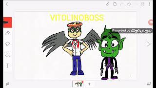 "Drawing for ""VITOLINOBOSS"" (the user of roblox appreciated by raconids)"