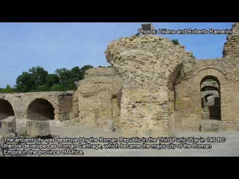 Sidi Bou Said and Carthage - Tunisia