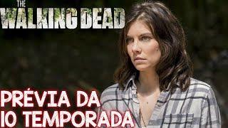 Primeiro minuto da 10 temporada de THE WALKING DEAD analisado! MEGGIE VAI VOLTAR!
