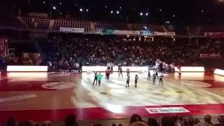 Born4dance - Bum Tam Choreo in lotto arena Antwerpen