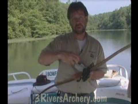 3Rivers Archery AMS Retriever Bowfishing Reel