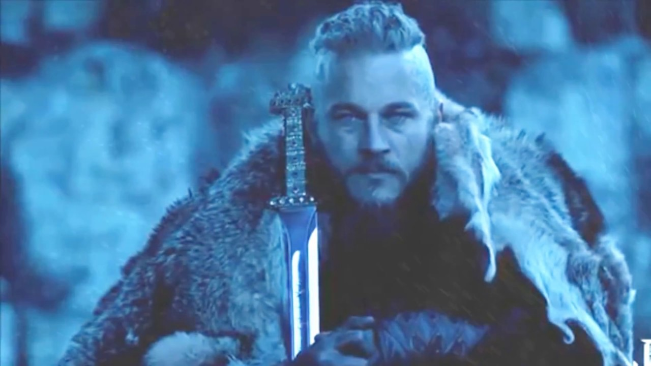 Screen Ragnar Lothbrok WALLPAPER ANIMATION ORIGINAL R