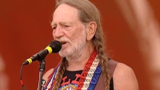 Willie Nelson - Milk Cow Blues - 7/25/1999 - Woodstock 99 East Stage (Official)