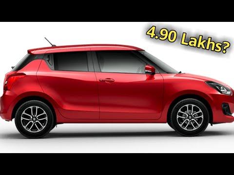Top 5 Best Maruti Suzuki Cars Under 6 Lakhs In India 2020