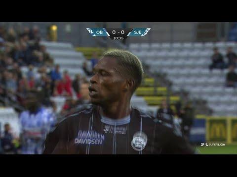 Odense Sonderjyske Goals And Highlights
